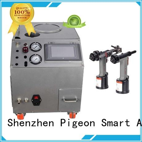 PST high speed auto riveting machine wholesale for computer terminal case