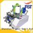 antitamper automatic label sticking machine with label sensor for boxes PST