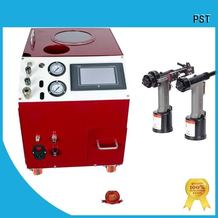 PST high speed rivet machine for sale for flight case