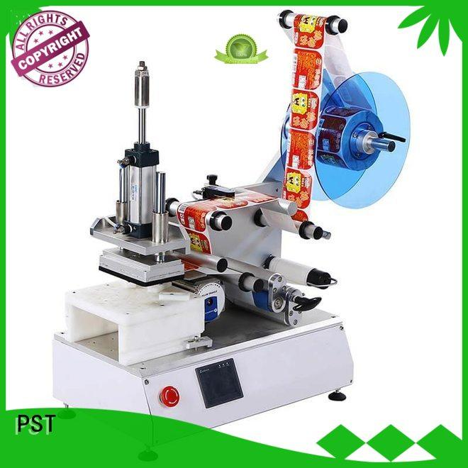 PST professional flat labeling machine fast delivery for sale