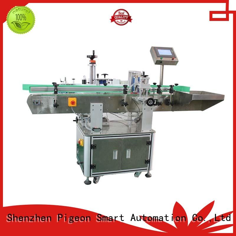 PST semi automatic label application machine for boxes