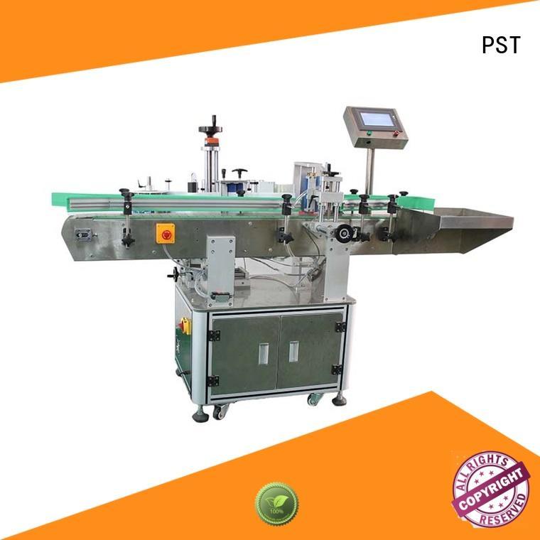 speed automatic corner auto label machine PST Brand