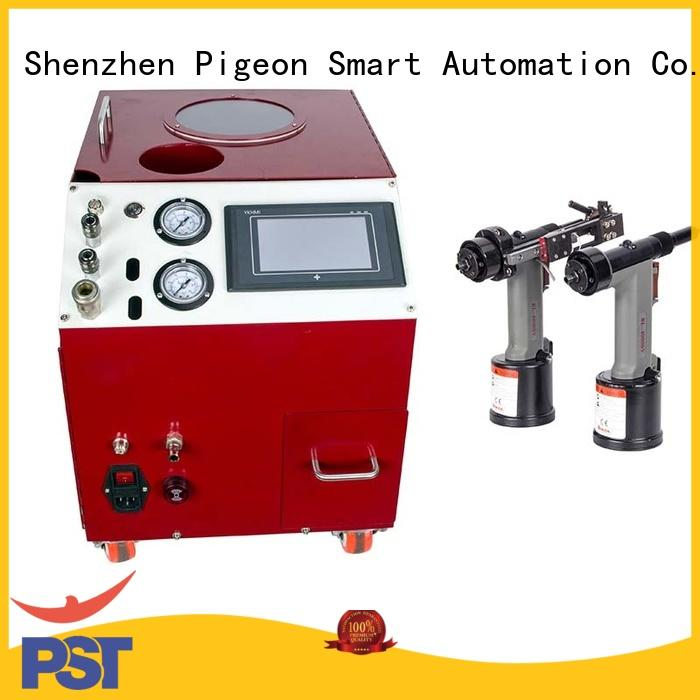 error prevention pneumatic riveting machine fast delivery for blind rivets PST