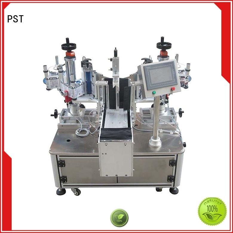 PST wholesale semi automatic label applicator for busniess for bucket