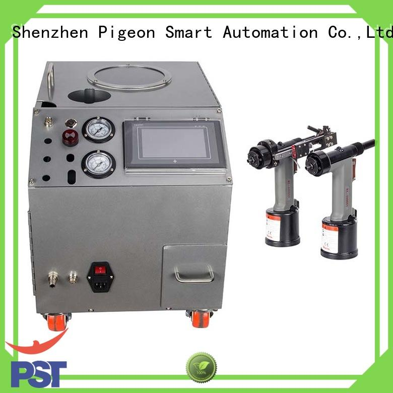 color riveting pneumatic blind PST Brand automatic feeder for blind rivets supplier