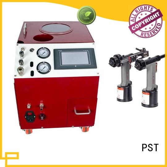 high speed rivet machine for sale supplier for blind rivets PST