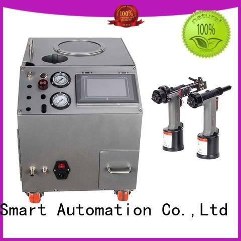 good selling pneumatic riveting machine professional for computer terminal case PST