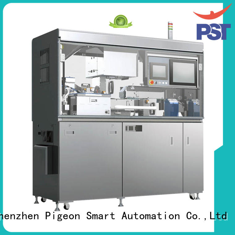 automatic inspection machines memory packing automatic PST Brand company