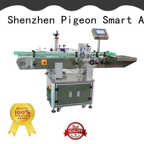 label applicator machines efficient for cards PST