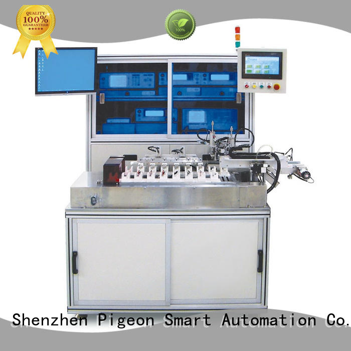 PST Brand automatic memory custom automatic inspection machines