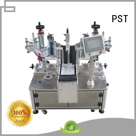 automatic auto label machine double round