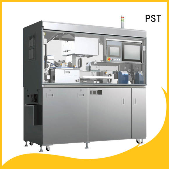 PST automatic image detecting and packing machine supplier for electrical switches