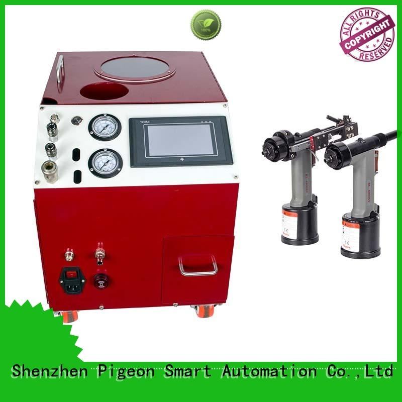 best automatic pop rivet machine for busniess for server case