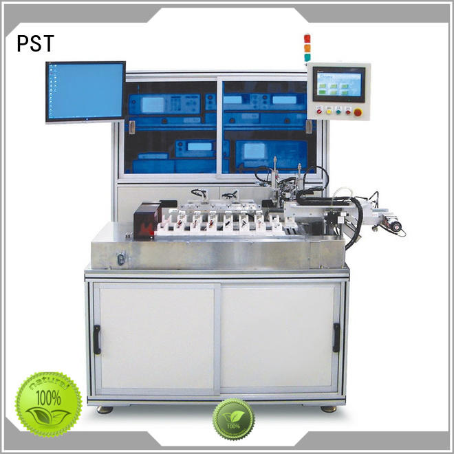 automatic memory automatic inspection machines stick PST company