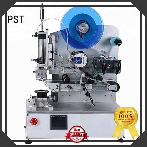 top flat labeling machine for busniess for square bottles