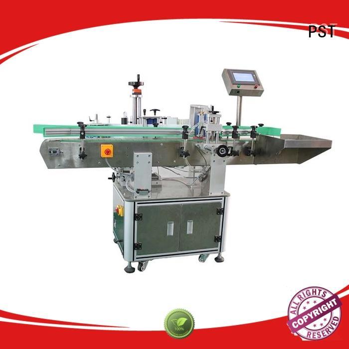 PST Brand precision auto label machine equipment supplier