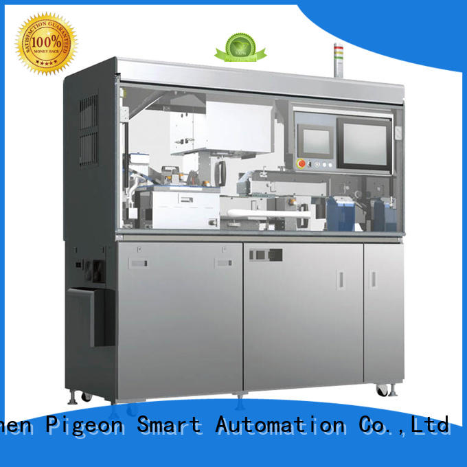 customized automatic image detecting and packing machine ccd for digital switches PST