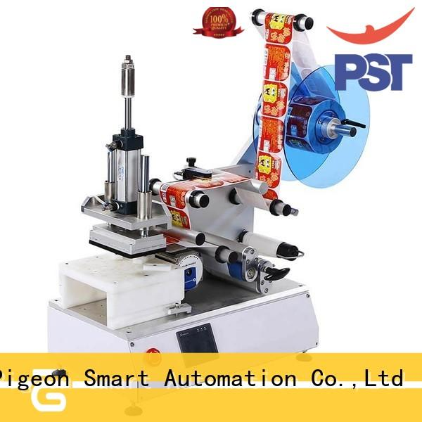 bottle flat precision PST Brand automatic label applicator