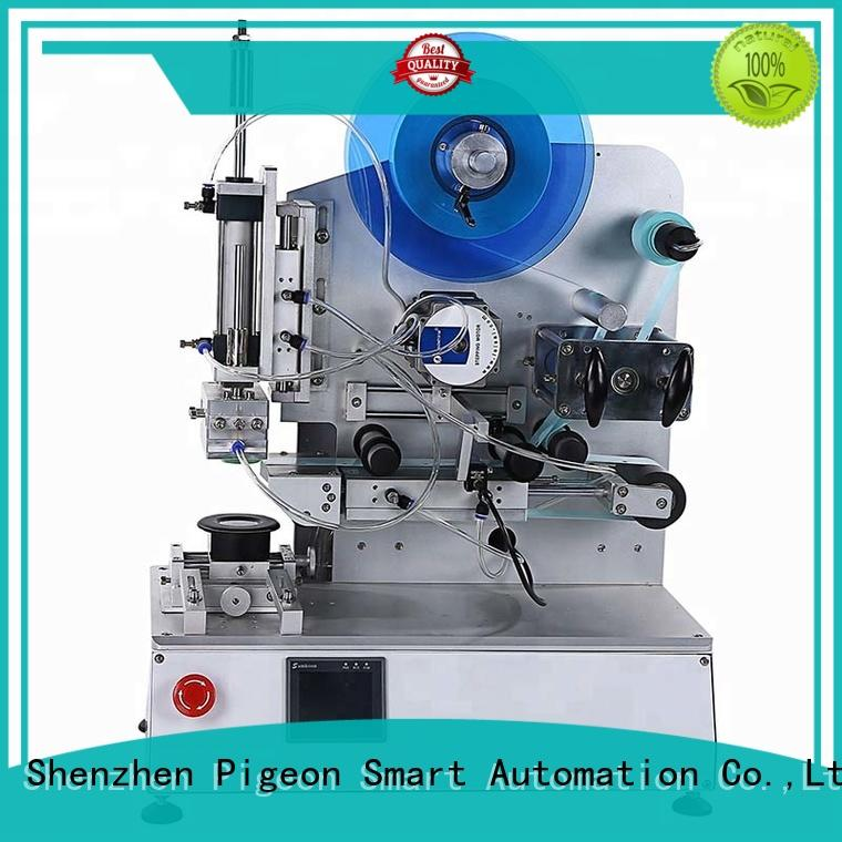 PST flat labeling machine fast delivery for sale