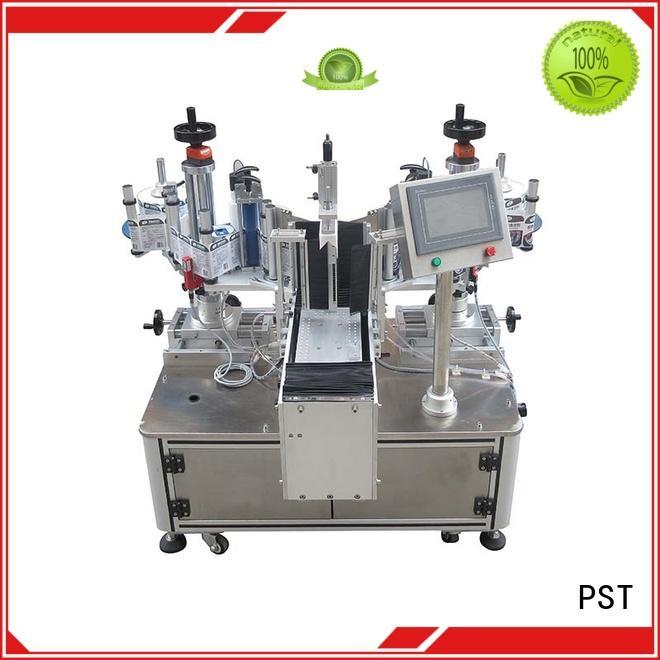 machine semiautomatic automatic label applicator automatic PST company