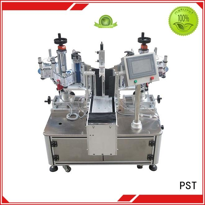 machine semiautomatic automatic label applicator automatic PST company