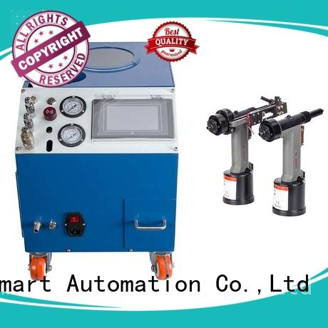 PST high speed automatic pop rivet machine company for computer terminal case
