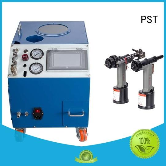 color blind pneumatic automatic feeder for blind rivets automatic PST
